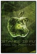 Mac Apple Green White Text 29678 720x1280