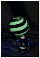 Balls Stripes Lines Light 47708 720x1280