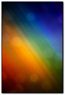 Blurry Color Stripes