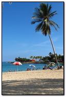 Bacuranao Beach.