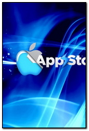 App Storm Apple Mac Blue Black Light 8095 720x1280