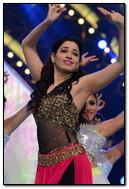 Actress Tamanna Dance