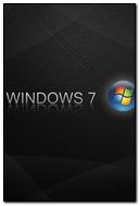 Windows 7 Logo Blue Orange Black 30901 720x1280