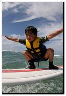 Surfing Board Coast Child Boy Hands 2808 720x1280