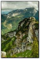 Greenish Rock Hill