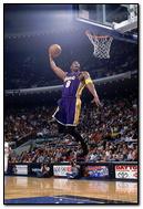 Dunk Of Kobe Bryant