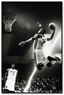 Dwayne Wade Dunk