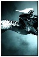 Warrior Riding Tiger