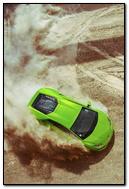 Lamborghini Huracan Lp640 Green Drift