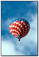 Flying Hot Balloon