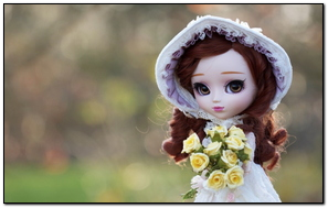 Romantic Doll