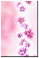 Dreamy Pink Flower