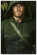 Oliver Queen As Arrow