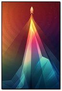 Rainbow Tower Graphic