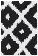 Vintage Black White