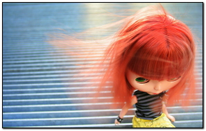 Toy Red Hair