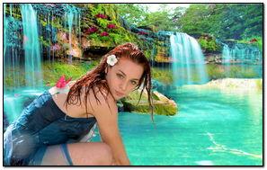 Waterfall Dream 245