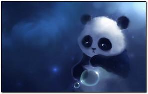 Smutna Panda