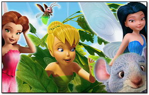 Animated Tinkerbell