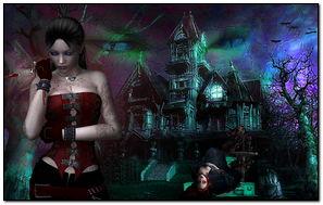 Gothic Girl 171
