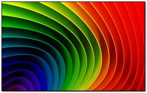 Colorful Rainbow Designs