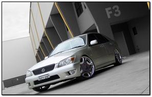 Lexus Is200 Bzy247