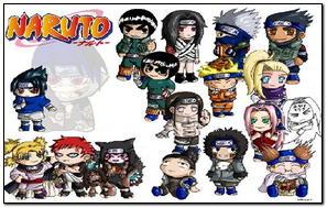 Naruto Geng Chibi