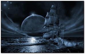 Księżyc statku