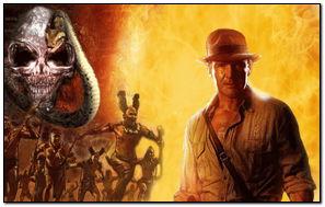 Indiana Jones Of The Crystal Skull