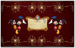Mickey The Graduate 191