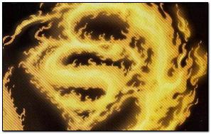 Superman Flame