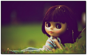 Toy Rachel Doll
