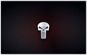 Wallpaper Punisher Comix Logo