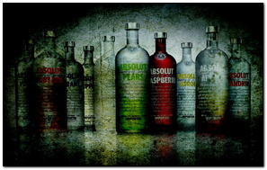Absolut(Ly) Grunge