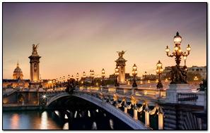 Pont Alexandre Iii Bridge