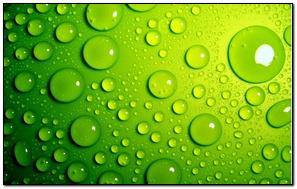 Burbuja verde