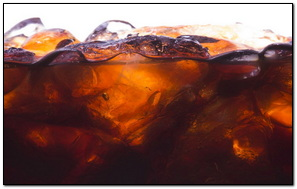 Iced Coca Cola