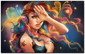 Fantasy Girl Stoping