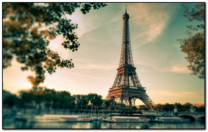 Tháp Eiffel đẹp