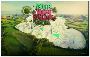 Nature Never Go Out Of Style