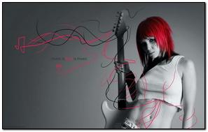 Cô gái nhạc