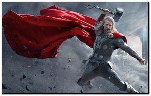 2013 Thor Thế giới tối 2880x1800