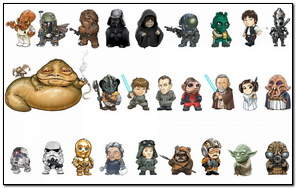 Bộ sưu tập Star Wars