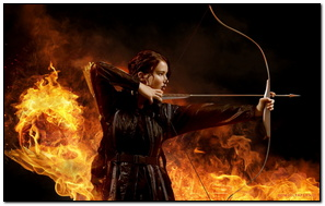 Jennifer Lawrence Trong trò chơi đói