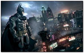 Handsome Batman
