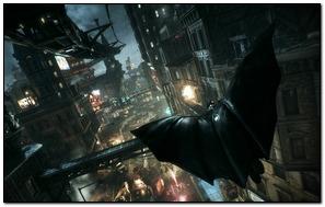 Flying Batman