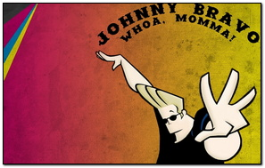 Cartoon Network Johnny Bravo