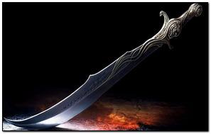 Thanh kiếm mạnh mẽ