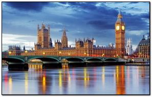 United Kingdom Rivers Bridges