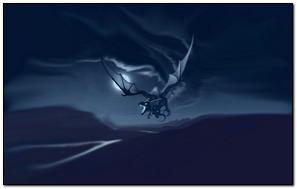 Dragon Flying
